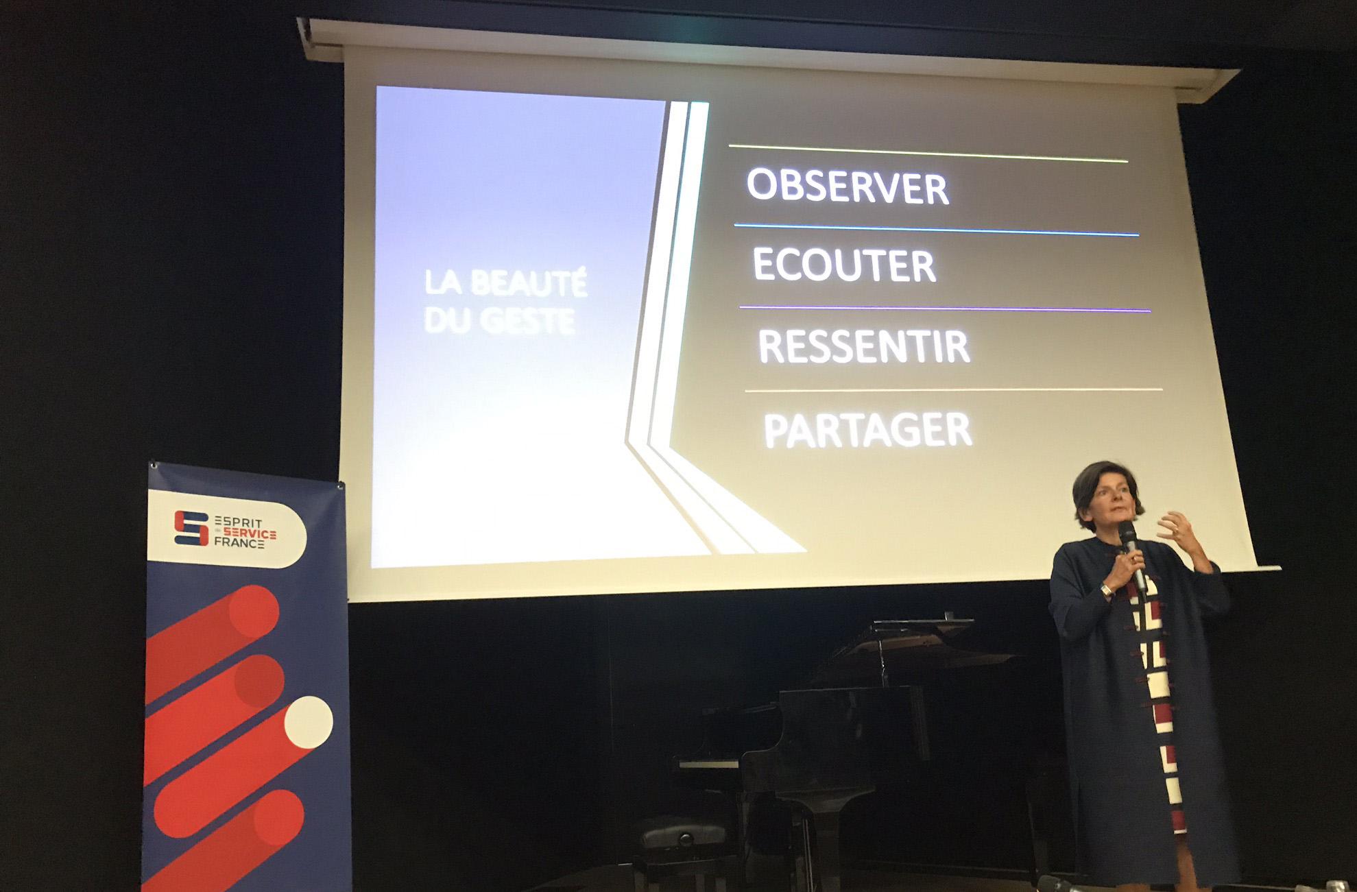 Conférence Christine Cayol