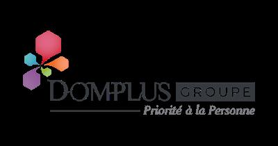 Logo Domplus Groupe