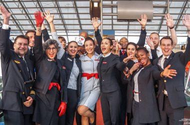 Air France, I Love my Job