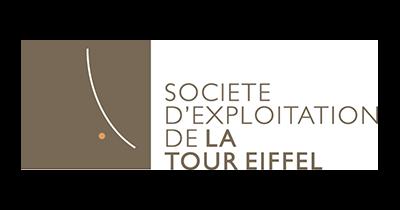 Logo Société d'exploitation de la Tour Eiffel